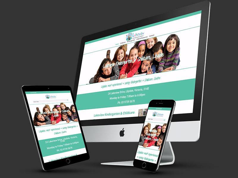 Childcare-Web-Design