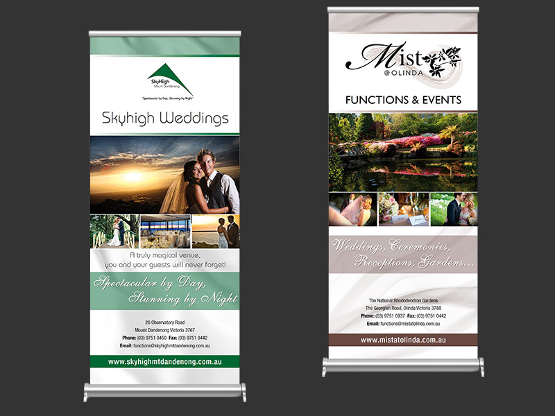 Roll-up-banners