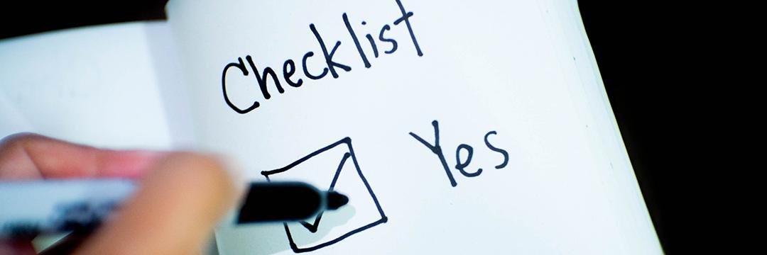 Website-content-check-list